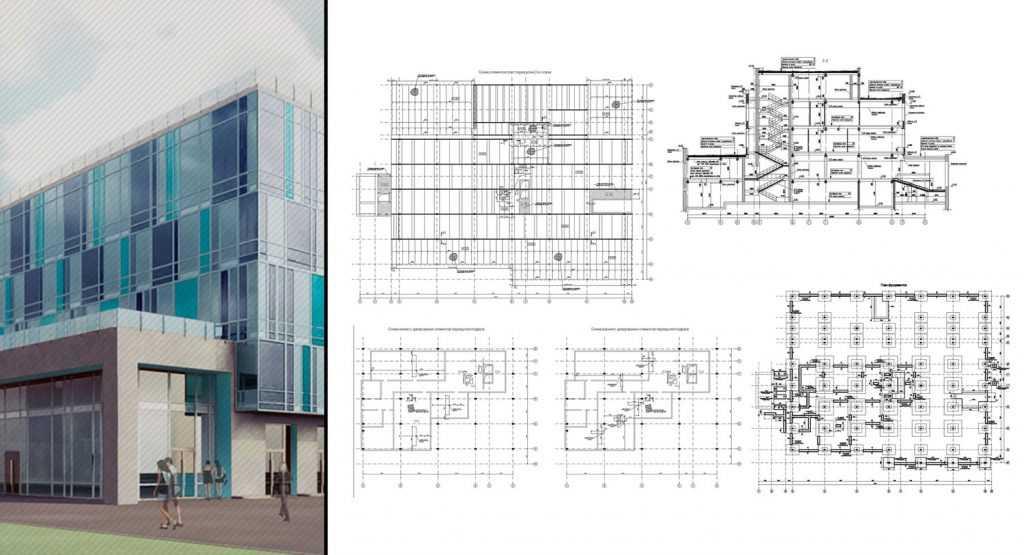 Реконструкция Офисного Центра